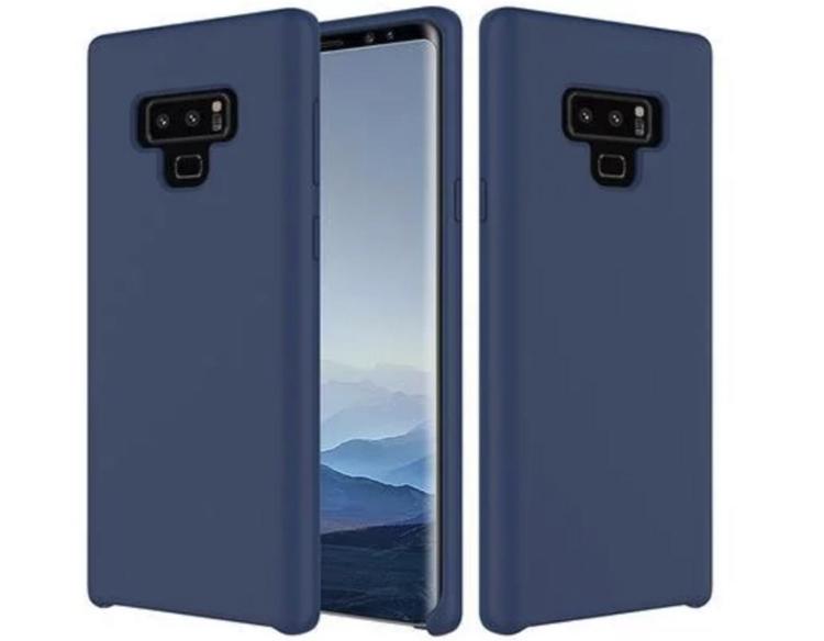 Samsung Galaxy Note 9 показался на рендерах в защитных чехлах