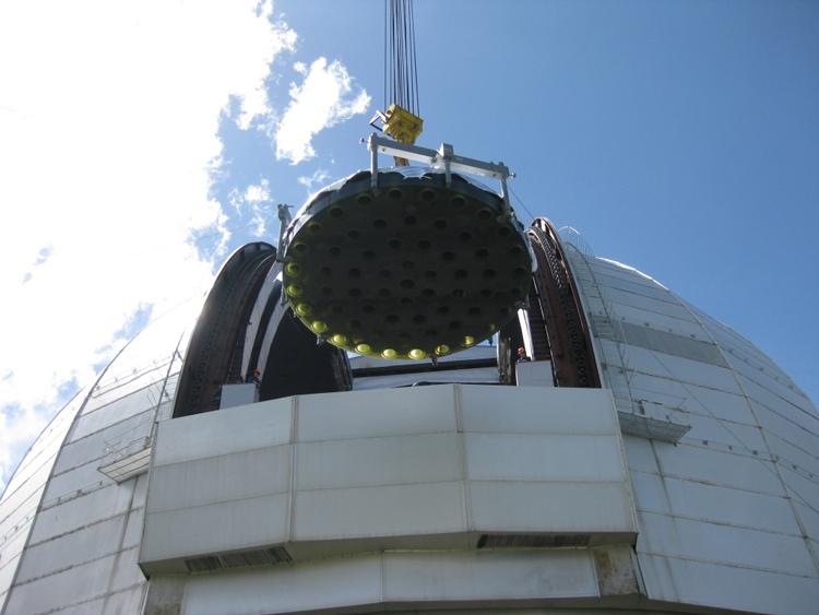 Крупнейший в России телескоп возобновит работу осенью