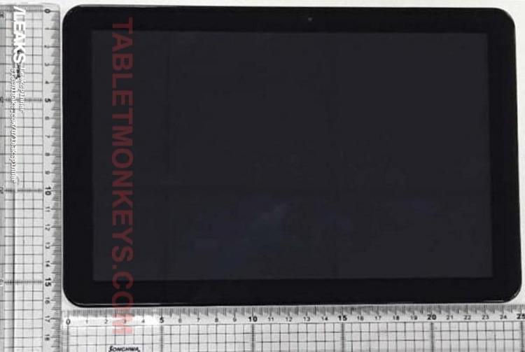 Планшет Samsung Galaxy Tab Advanced 2 попал в объектив инсайдеров