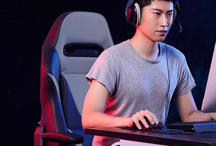 Xiaomi AutoFull Gaming Chair: кресло для киберспортсменов
