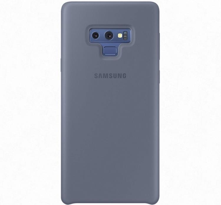 Аксессуары для Galaxy Note 9: чехлы и зарядная станция Wireless Charger Duo