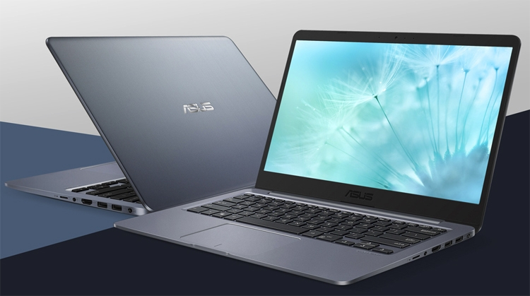 Ноутбук ASUS E406MA имеет безвентиляторную конструкцию