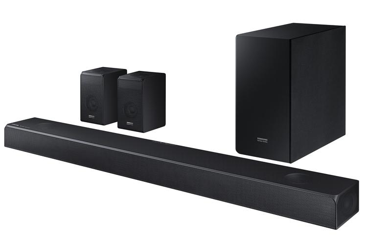 Samsung HW-N950 и HW-N850: звуковые панели премиум-уровня