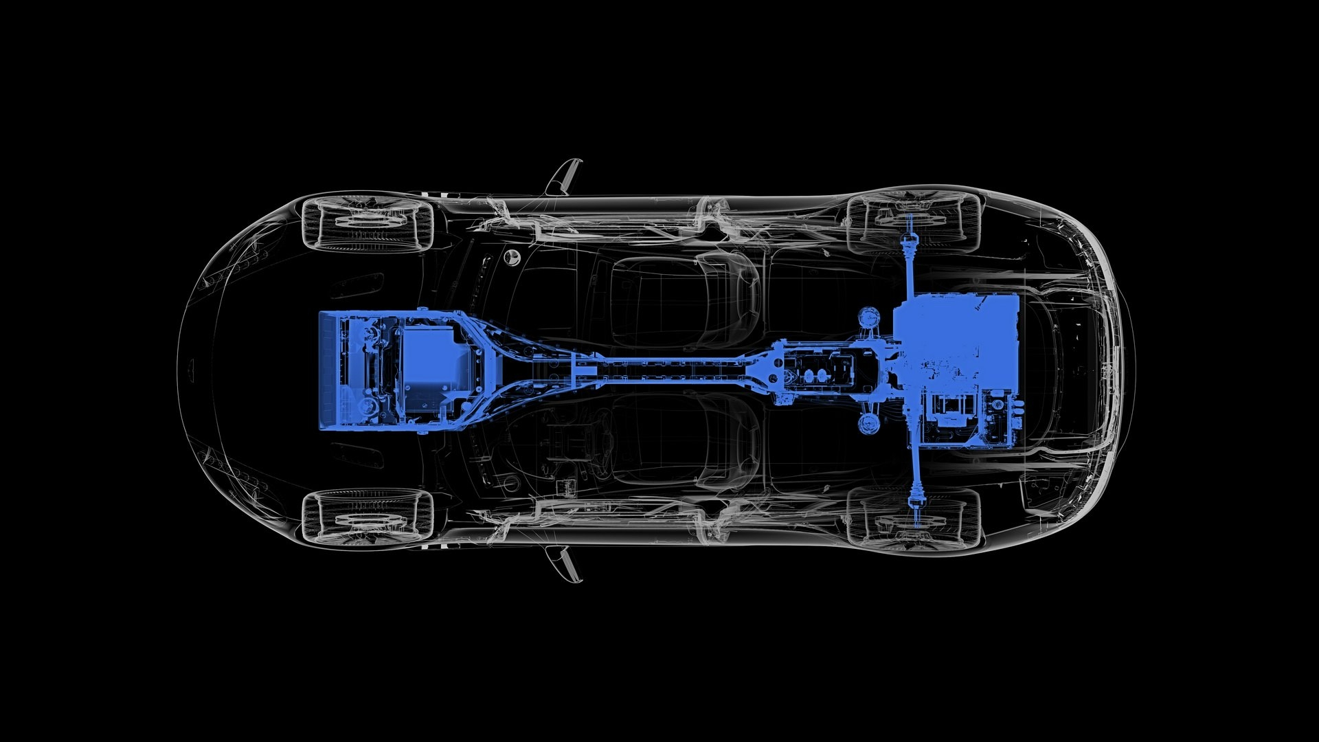 Первые подробности о готовящемся электромобиле Aston Martin
