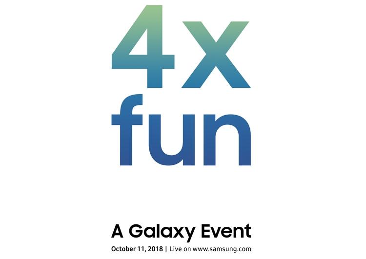 11 октября Samsung представит загадочное устройство Galaxy