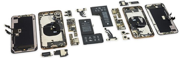 Дисплей iPhone Xs Max признан лучшим в смартфонах