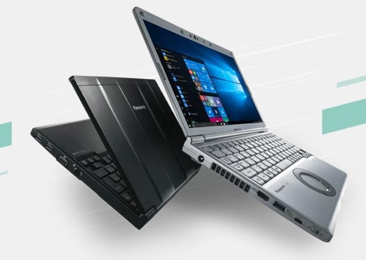 Ноутбуки Panasonic LV и SV оснащены оптическим приводом