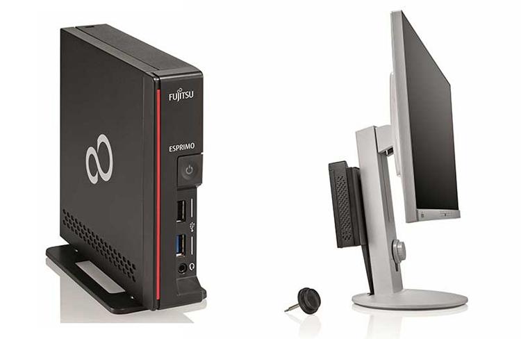 Fujitsu Esprimo G558: неттоп в корпусе объёмом менее одного литра