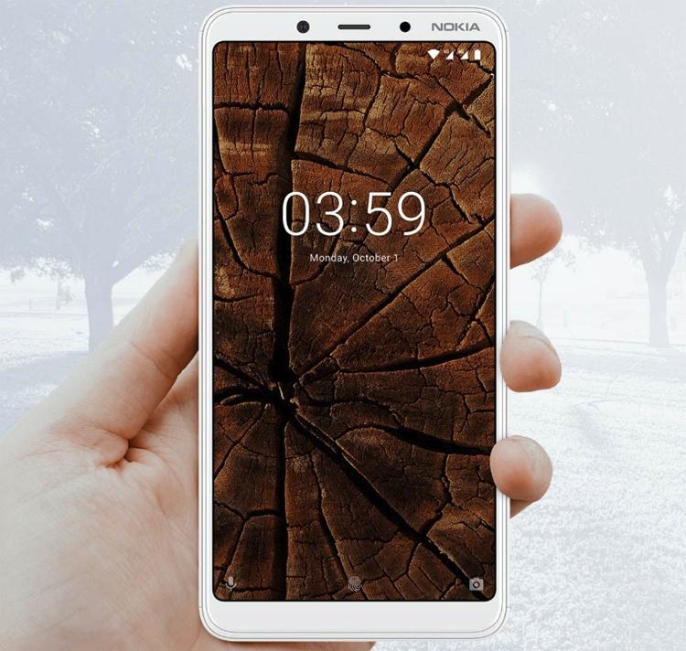 Nokia 3.1 Plus: смартфон Android One с 6 экраном HD+ и тремя камерами