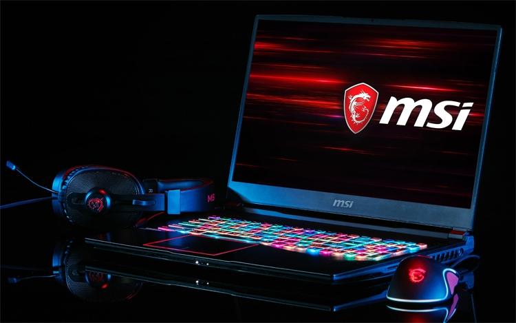 MSI GE75 Raider: мощный игровой ноутбук с 17,3 безрамочным дисплеем