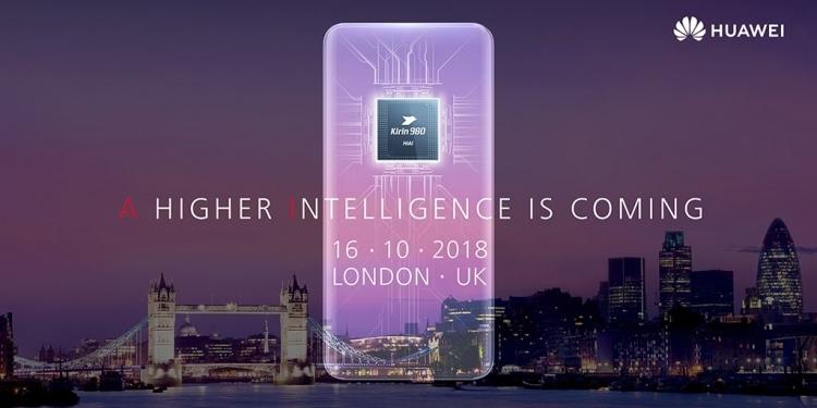Прямая видеотрансляция анонса Huawei Mate 20