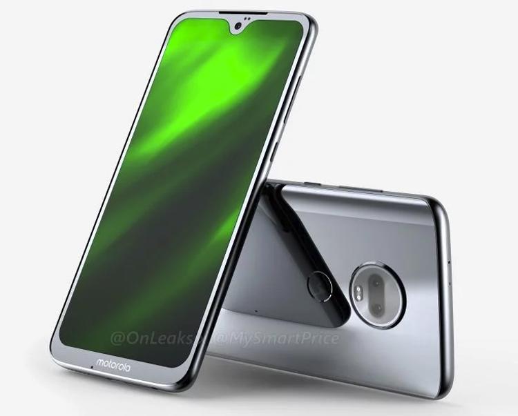 Близится выпуск Moto G7: смартфон показался на сайте FCC