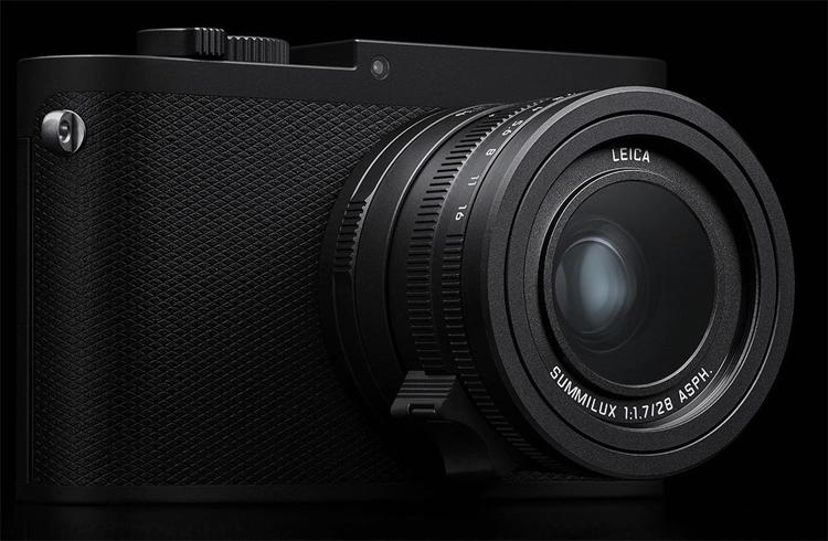 Leica Q-P: фотокамера за $5000 с сенсорным дисплеем и Wi-Fi