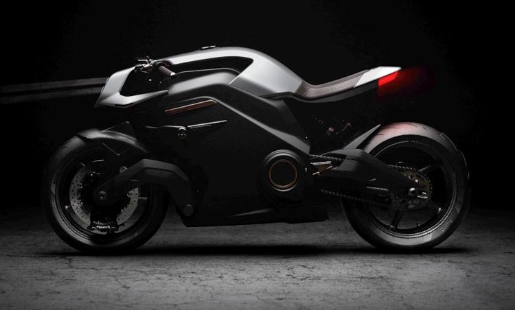 Arc Vector: полностью электрический мотоцикл с уникальными возможностями