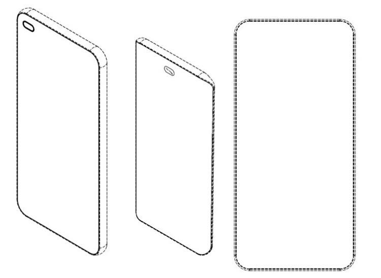 LG размышляет над смартфонами с новым исполнением селфи-камеры