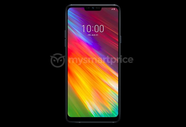 Рендер раскрыл облик смартфона среднего уровня LG Q9