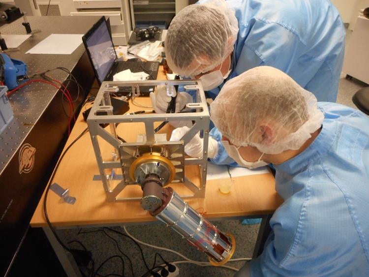 Осуществлены проверки систем научных приборов на борту зонда BepiColombo