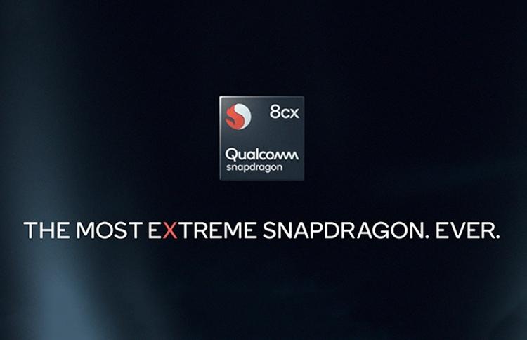 Snapdragon 8cx: 7-нм процессор для Windows-ноутбуков с поддержкой LTE