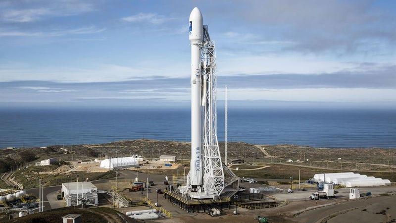 spacex вновь попытается отправить орбиту спутник gps iii