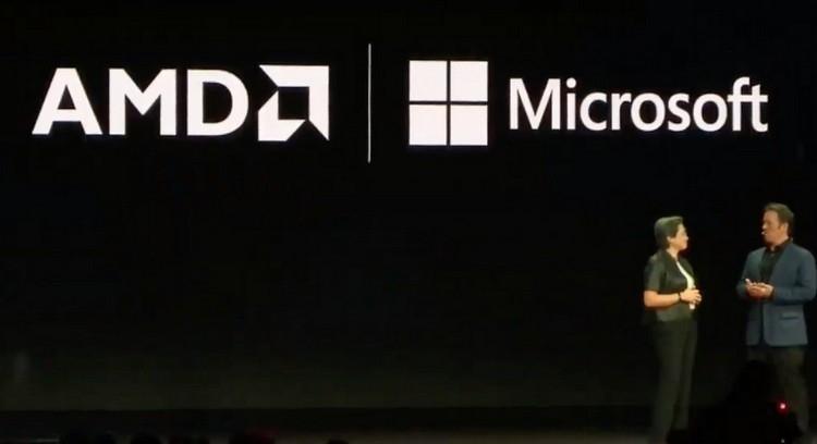 Официально: консоль Xbox нового поколения будет основана на платформе AMD
