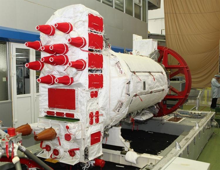 Новый спутник «Глонасс-М» отправится на орбиту 13 мая