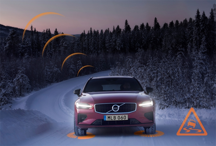 Автомобили Volvo для Европы начнут общаться друг с другом
