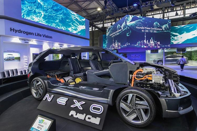 Hyundai поможет в создании электростанции на водородных топливных элементах