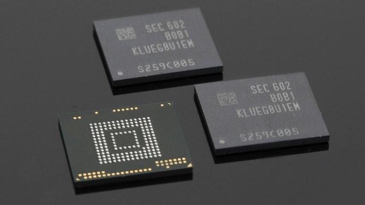 Снижение стоимости флеш-памяти NAND замедляется