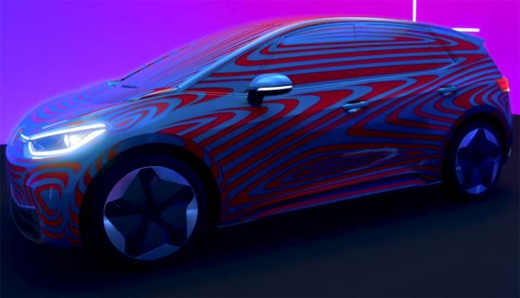 Volkswagen рассчитывает стать лидером рынка электрокаров к 2025 году