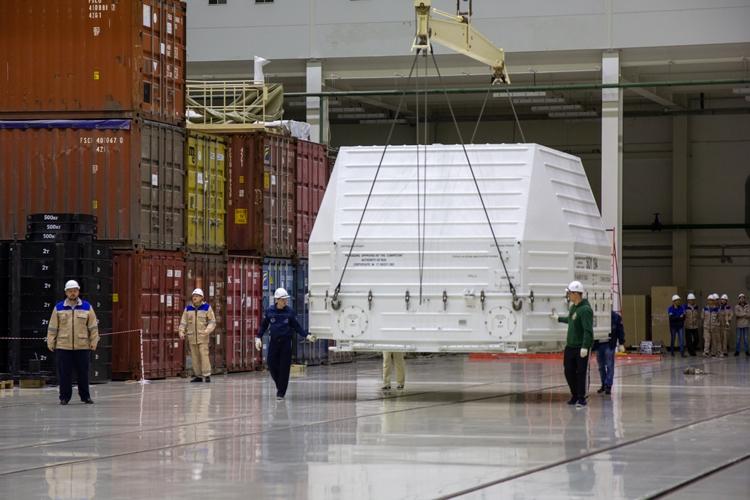 Космодром Восточный готовится к первому в 2019 году запуску