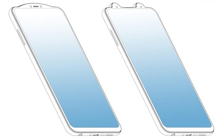 Vivo раздумывает над смартфонами с «реверсивным вырезом»