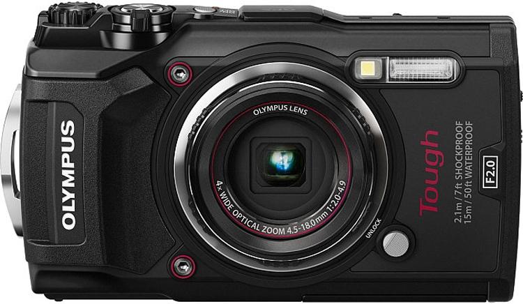 Olympus готовит внедорожный фотоаппарат TG-6 с поддержкой 4К-видео