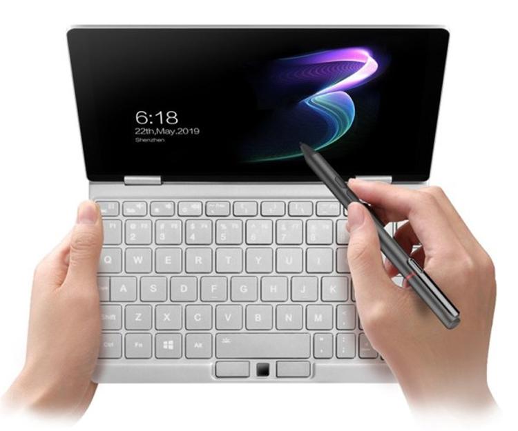 One Mix 3 Yoga: трансформируемый мини-ноутбук с перьевым управлением