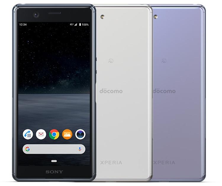 Sony Xperia Ace: компактный смартфон с экраном Full HD+ и чипом Snapdragon 630