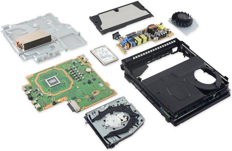 Комплекты разработчиков PlayStation 5 обладают 2 Тбайт флеш-памяти и 32 Гбайт GDDR6