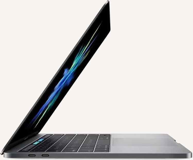 Apple работает над 16 MacBook Pro с безрамочным OLED-дисплеем
