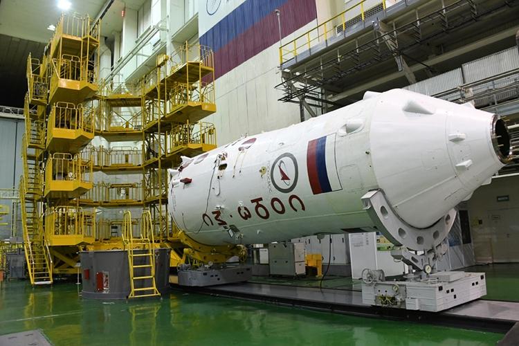 Продолжается установка причин появления дыры в корабле «Союз МС-09»