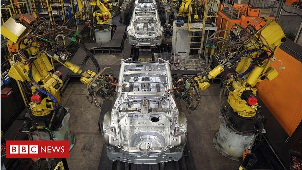 К 2030 году роботы заменят людей на 20 млн рабочих мест
