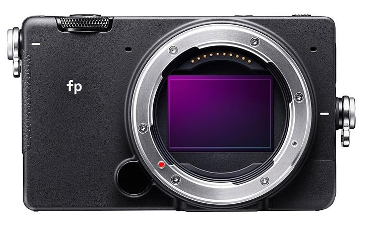 Sigma fp: полнокадровая фотокамера со сменной оптикой