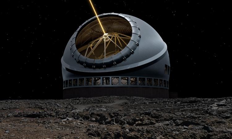 Начинается строительство Тридцатиметрового телескопа