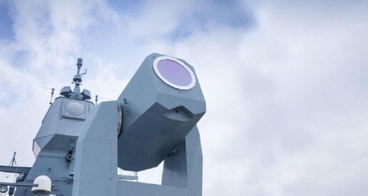 Для немецких ракетных корветов разработают штатное лазерное вооружение