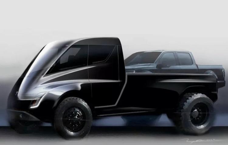 Электрический пикап Tesla будет представлен в ноябре
