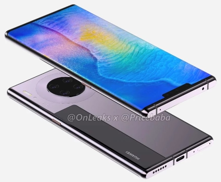 Характеристики флагмана Huawei Mate 30 Pro раскрыты до анонса