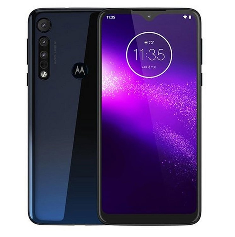 Подробности о смартфоне Motorola One Macro: рендер, характеристики и цена