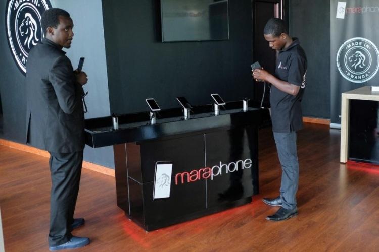 Компания из Руанды станет первым производителем смартфонов из Африки