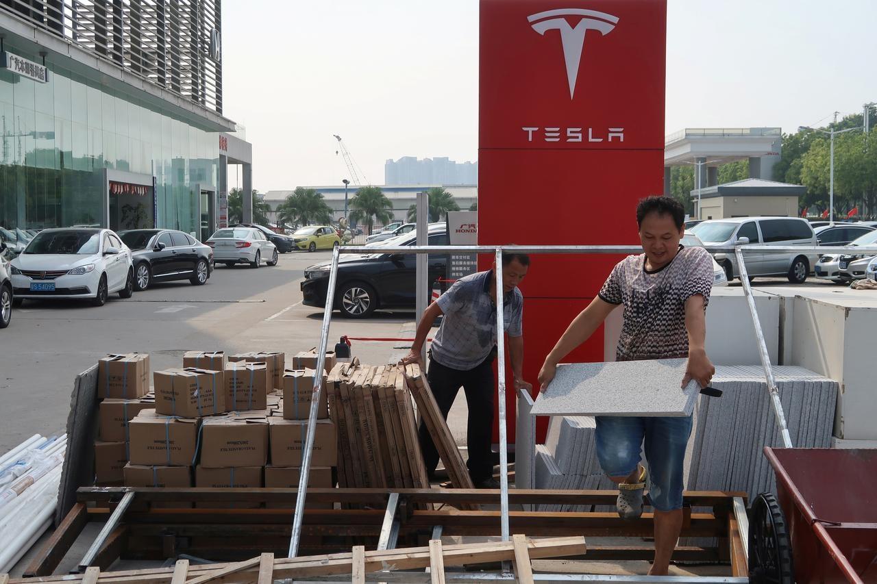 Tesla расширит в Китае сеть сервисного обслуживания в связи с грядущим запуском завода по выпуску электромобилей