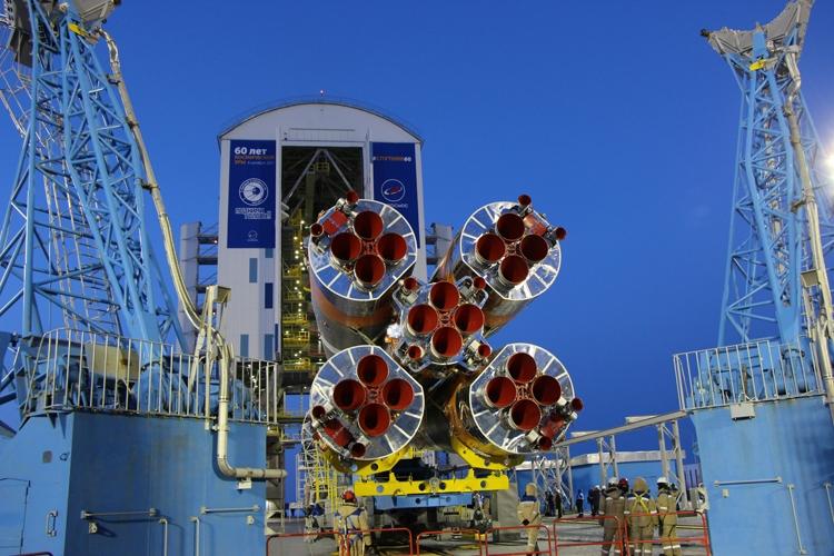 Россия может реализовать лунную программу на базе Восточного