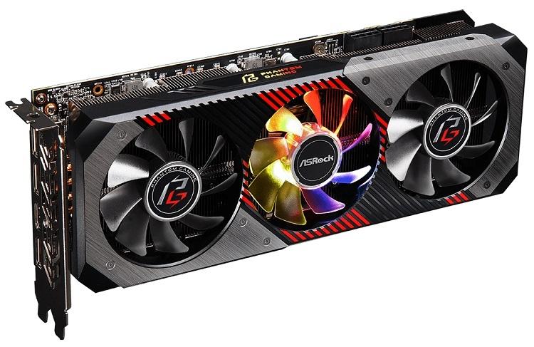 ASRock представляет видеокарты Phantom Gaming серии Radeon RX 5700