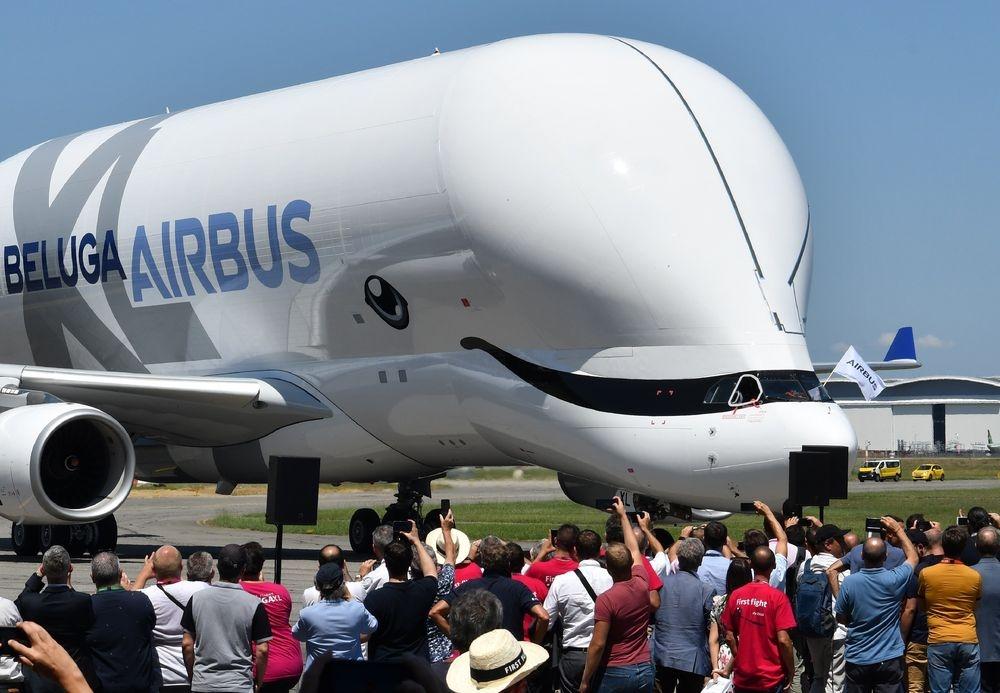 Airbus может разработать самолёт без вредных выбросов к 2030 году