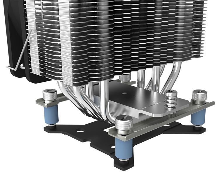 ID-Cooling SE-224-XT Basic: охладитель для процессоров AMD и Intel